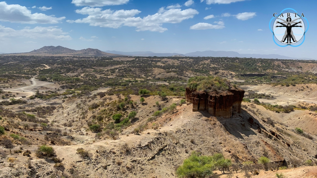 Location: Olduvai Gorge, Tanzania. Photo credit: Stephan Kaufhold.